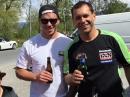 Horst Saiger Racing - Garage Brunch 2015 - ein guter Tag