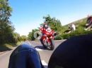 Horst Saiger schnupft Guy Martin TT 2017 - HorsTT attackiert