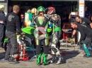 Horst Saiger / Team Bolliger Bol d'Or 2015 - Renntagebuch