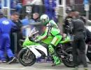 Horst Saiger (Saiger-Racing) TT 2013 Impressionen vom Superbike Rennen auf der Isle of Man