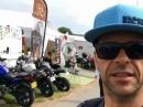Horst Saiger: Vormittags auf der Isle of Man (TT2018)