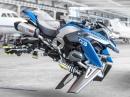 Hover Ride - Design Concept von von BMW Motorrad und LEGO Technic