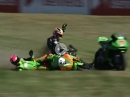 Thruxton British Supersport R07/18 (Dickies BSS) Features Race Highlights