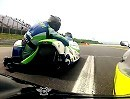 FIM Sidecar WM 2012 Hungaroring (Ungarn) die Highlights