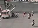 WSBK 1990 Hungaroring (Ungarn) - Rennen 2 - Zusammenfassung