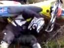 Husaberg Jump - zu kurz und an der falschen Stelle Gas ... Und Tschüss