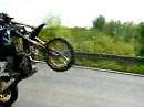 Powerwheelie Husky TE 610 Sumo