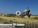 Husqvarna 701 Enduro Test - 2 Wochen ausgiebig bewegt!