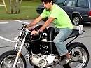 Hydrogen fuel cell motorcycle / Brennstoffzellen Motorrad ohne Krach ?!