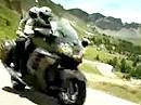 Hyper-Tourer Kawasaki 1400GTR mit Vorstellung der Detaillösungen