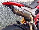 Ducati Hypermotard 821 SC-Project Carbon Auspuffanlage