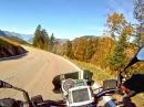Ibergereggpass von Oberiberg nach Schwyz, Schweiz