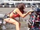 Dümmer geht nümmer *rofl* Sexy Bike Wash