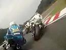 IDM 2010 Salzburgring 5. Lauf onboard mit Marc Wildisen Kraftwerk Racing Team Rennen 1