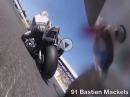 IDM Saisonfinale Hockenheim Rennen 1 IDM Superbike 2018 - die Highlights. ILya Mikhalchik Meister 2018