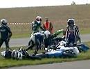 Schleiz: IDM Supersport (SSP) 2011 - Rennen 1 - Zusammenfassung