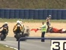 IDM Supersport (SSP) 2012 Oschersleben Lauf 2 - Zusammenfassung, Highlights