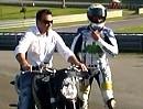 Red Bull Ring 2011 IDM Supersport, Rennen 1 Zusammenfassung