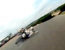 IDM Superbike 2012 Sachsenring Lauf 1 Highlights