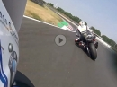 IDM Superbike 2018, Race 1, bei der Speedweek Oschersleben - Highlights