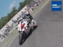 IDM Superbike 2018, Race 1 in Zolder - die Highlights