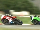 IDM Supersport Schleiz 2012 - 2.Lauf Highlights
