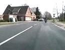 Motorradtour Ostfriesland im April: Friedeburg - Wiesedemeer - Wiesmor