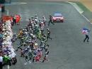 Immer wieder geil: Start zu den 24H Le Mans 2014