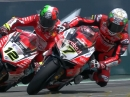 Imola (Italien) SBK-WM 2018 Race1 Highlights
