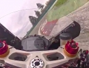 Abartig! Imola: Niccolo Canepa (STK-WM) onboard Lap Ducati 1199 Panigale