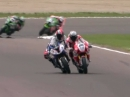 Imola SBK-WM 2014 Race2 Highlights - Doppelsieg Rea