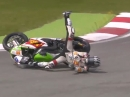 Imola Supersport-WM 2014 - Highlights des Rennens