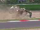 Imola Superstock 1000 (STK1000) 2013 Highlights