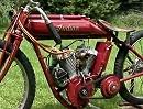 Indian Board Track Racer Motorrad Bj. 1920 - bildschön