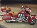 Indian Roadmaster - der Neue Supertourer 2015