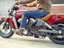 Indian Scout 2015 - eines der bekanntesten Motorräder kehrt zurück