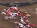 Indianapolis Monster Energy AMA Supercross (2013) Highlights