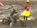 Indonesien Motocross WM 2017 Highlights MXGP, MX2 - Wetterchaos, Schlammschlacht