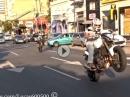 Innenstadt = Haustrecke. Der tägliche Wahnsinn in Curitiba!?