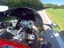 Innviertel Run. Honda CBR 929RR bisserl fliegen lassen ...