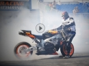 Insane Motorcycle Stunt Show NitrolympX | GT Acrobatie | Rawhunter