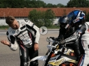 Intensiv Coachings auf dem Pitbike mit Fifty#73 Racing & Bikeroffice Racing