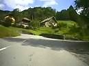 Kladje Pass Slowenien am Rande des Triglav Massivs