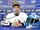Interview Carlos Checa Magny-Cours 2011 - zum Gewinn der Superbike-WM