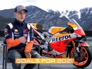 "Interview Pol Espargaro: ""These colours mean glory to me"""