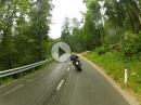 Rijeka, Kroatien .... Motorradtour irgendwo im Hinterland