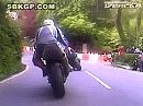 Isle of Man onboard video Honda CBR 600 RR Vercar Moto Team