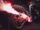 Ist der Krümmer leuchtend rot, ist der Motor auch bald tot!