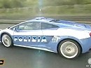 Italientourer aufgepasst: Polizei Lamborghini da is nix mehr mit abhauen ;-)