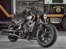 Jack Daniel's® Limited Edition (177) Indian Scout Bobber Indian Motorcycle®